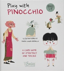 Play with Pinocchio : Card Game, Other book format Book