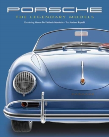 Porsche : The Legendary Models, Hardback Book