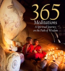 365 Meditations : A Spiritual Journey on the Path of Wisdom, Hardback Book