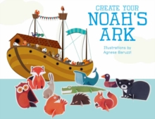 Create Your Noah's Ark, Kit Book