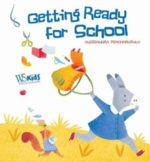 Getting Ready for School!, Board book Book