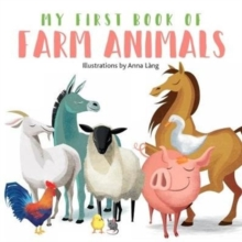 My First Book of Farm Animals, Board book Book