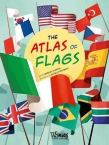 Atlas of Flags, Hardback Book