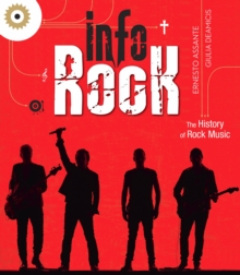 Info Rock: The History of Rock Music, Hardback Book