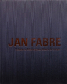 Jan Fabre, Hardback Book