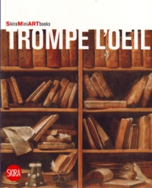Trompe L'oeil (Skira Mini Artbooks), Paperback Book