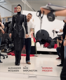 Alexander McQueen Working Process, Hardback Book