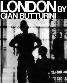 Gian Butturini: London, Hardback Book