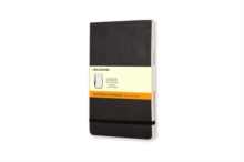 Moleskine Soft Cover Pocket Ruled Reporter Notebook, Notebook / blank book Book
