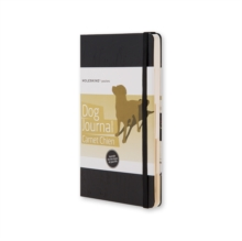 Moleskine Passion Dog Journal, Notebook / blank book Book