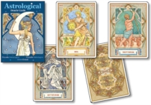 Astrological Oracle Cards, Mixed media product Book