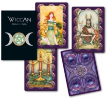 Wiccan Oracle Cards, Mixed media product Book