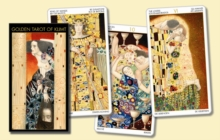 Golden Tarot of KLIMT, Paperback Book