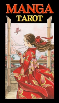Manga Tarot, Cards Book