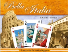 Bella Italia Playing Cards, Cards Book