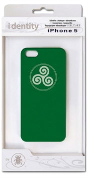 CELTIC IDENTITY IPHONE 5 COVER,  Book