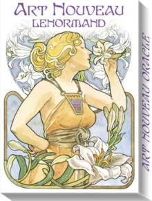Art Nouveau Lenormand, Mixed media product Book