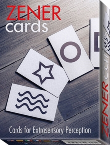 Zener Cards, Cards Book