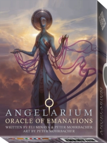 Angelarium Oracle : Oracle of the Emanations, Cards Book