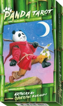 Panda Tarot, Cards Book