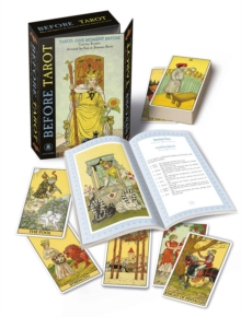 Before Tarot Kit : Tarot, One Moment Before, Mixed media product Book