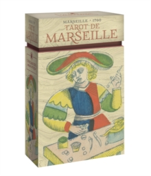 Tarot De Marseille : Marseille 1760 - Limited Edition, Cards Book