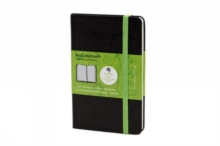 Pocket Squared Black Hard Evernote Notebook, Notebook / blank book Book
