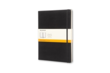 Moleskine Extra Large Ruled Notebook Hard, Notebook / blank book Book