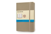 Moleskine Soft Cover Khaki Beige Pocket Dotted Notebook, Notebook / blank book Book