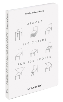 Almost 100 Chairs for 100 People, Paperback Book