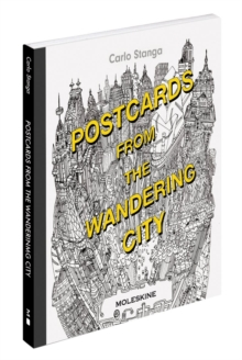 Wandering City Postcards, Paperback Book