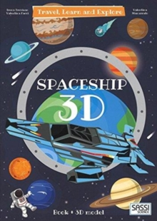 SPACESHIP 3 D, Hardback Book