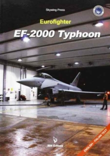 Eurofighter EF-2000 Typhoon, Paperback Book