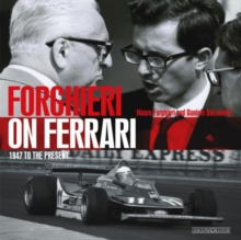 Forghieri on Ferrari, Hardback Book