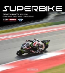 Superbike 2017/2018 : The Official Book, Hardback Book