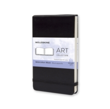 Moleskine Pocket Watercolour Notebook, Notebook / blank book Book