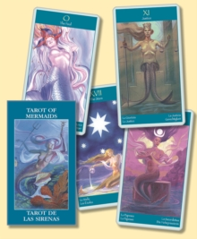 Mermaids : Mini Tarot, Cards Book