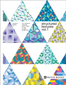 Structured Textures Volume 1, Mixed media product Book