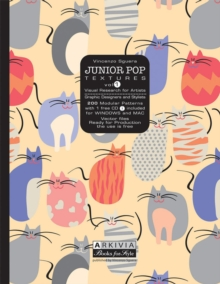 Junior Pop Textures Volume 1   (with DVD), Hardback Book