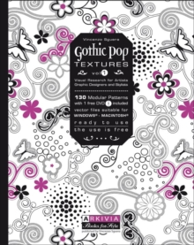 Gothic Pop Textures : Volume 1, Mixed media product Book