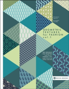 Geometric Textures for Fashion : Volume 1, Hardback Book