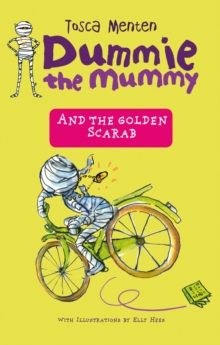 Dummie the Mummy and the Golden Scarab, Paperback Book