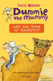 Dummie the Mummy and the Tomb of Acnenose, Paperback Book