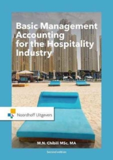 Basic Management Accounting for the Hospitality Industry, Paperback Book