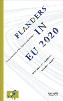 Flanders in EU 2020, Paperback Book