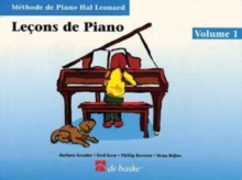 LEONS DE PIANO VOLUME 1,  Book