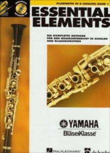 ESSENTIAL ELEMENTS BAND 1 FR KLARINETTE,  Book