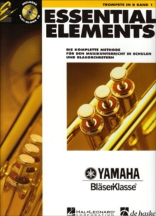 ESSENTIAL ELEMENTS BAND 1 FR TROMPETE,  Book