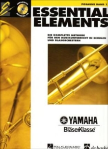 ESSENTIAL ELEMENTS BAND 1 FR POSAUNE BC,  Book