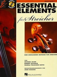 ESSENTIAL ELEMENTS FR STREICHER FR VIOLO,  Book